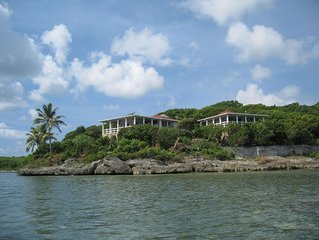 Experience Island Living In A Tranquil Seaside Setting!