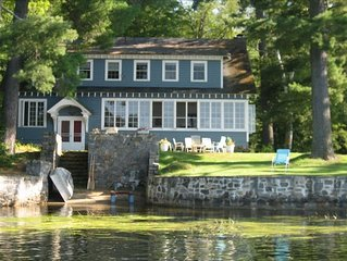 Special Lakefront Family Vacation Rental