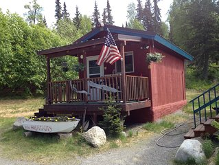 *Annex for the Red Cabin B&B *