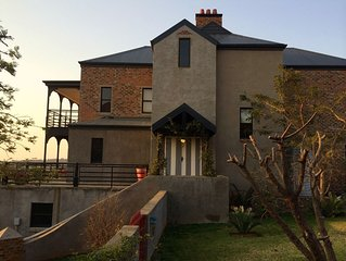 Designer loft home at the edge of the Cradle of Humankind