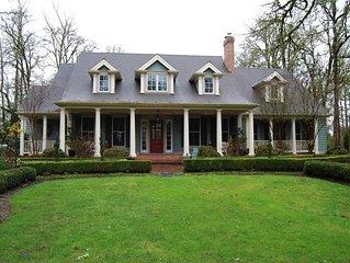 5700 SQ FT 1.8 Million Dollar Estate In Heart Of Willamette Valley Wine County