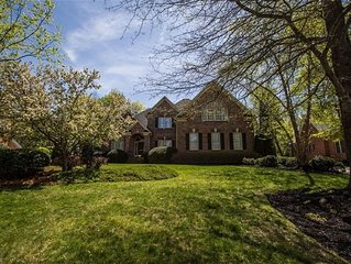 Incredible Home In The Heart Of Greensboro. Close to GAC, anywhere in the triad