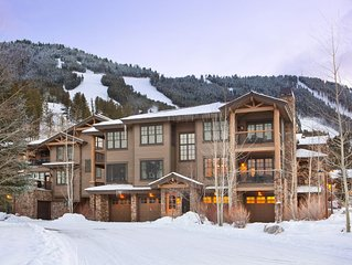 Resort Luxury Setting Right in Town on Snow King