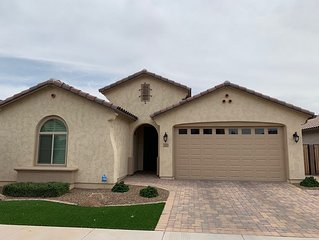 Newer home in gated community