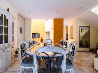 Casa Zula: Delightful House In Tlaquepaque, family and pet friendly!