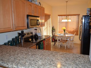 Entire house, fully furnished 3 bedroom 2 bath home in quiet neighborhood.