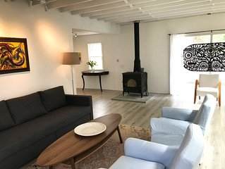Dream Guesthouse - Artist's hideaway, cool country chic