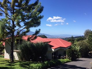 Cartago Hills Home with Amazing View of San Jose