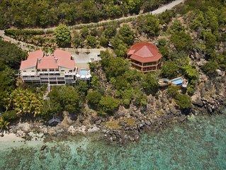 Coral Gardens-Magen's Best, Chef Kitchens, 2 Pools, Beach, Private Boat, Jet Ski