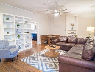 ★ 12min to DT ★ Patio ★ King Beds ★ Full Kitchen ★