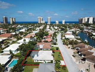 New! Singer Island Oasis w/ Private Heated Pool
