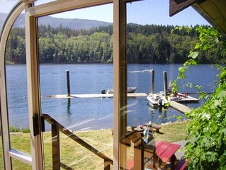 Spacious Private Home on Beautiful Lake Cowichan