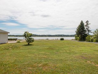 Unobstructed Water views of Stanhope Bay 2 bdrm /1 bath