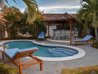 Villa Adela,  renovated colonial home, 12,000 sq ft,  w/ pool, in the heart of