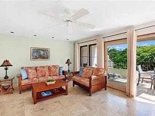 Poipu Vacation Rental Newly Remodeled Beautiful Island Style *Kahala 823*