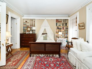 �Quintessential Upper East Side Brownstone � 5 Min Walk to Central Park!