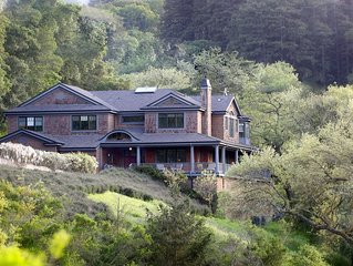 Luxury Private Wooded Estate in Los Gatos