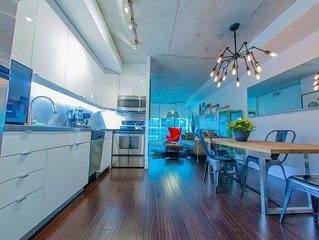 Fully Furnished Loft Condo - King St. West