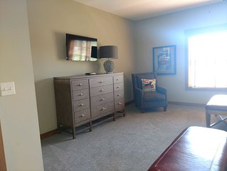 2 bedroom 2 bath Cottage at True North Golf Club in Harbor Springs MI