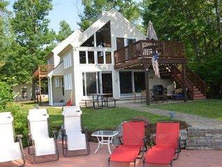 Fantastic Winnipesaukee Waterfront Home!