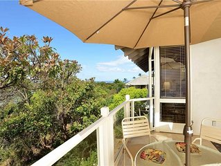 Grand Champions #118: 2 BR / 2 BA condo in Wailea, Sleeps 6