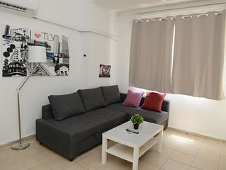 11-COZY APARTMENT IN THE HEART OF FLORENTIN WITH FREE NETFLIX