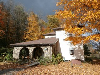 Nestled in the heart of the Endless Mountains of Northeast Pennsylvania