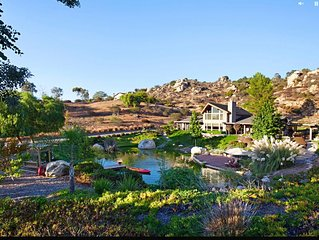 Holiday Foxhollow Cottage - Romantic Cottage near Wine Country