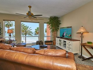 SUMMER SPECIALS 2019 - LUXURY  Gulf Front Condo with 3 pools, 3 Hot Tubs, Fitnes