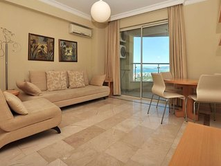 Luxury Serviced Apartment (Sea View) Gold City Hotel 5* Alanya
