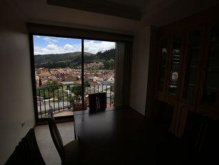 Glorieta Condo - Top Floor -2 Bedroom Condo/ 24/7 Security and Gate