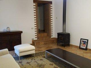 wonderful apartment Vista Alpi Apuane, near 'Cinque Terre' and beach of Versilia