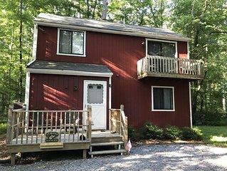 Paradise on Sleepy Creek - newly renovated cabin