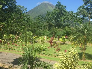 Sleep VIP with Private room with Arenal Volcano views