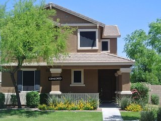 Centrally Located South Mtn. Home  w/ resort style amenities (7min from DTPHX!)