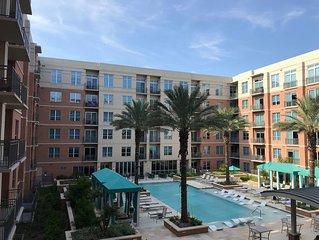ResortStyle Pool View Condo Market Street, The WoodlandsHL59