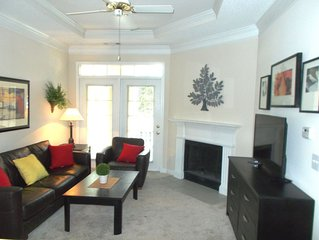 Fully - Furnished One Br/One Ba Apartment in the Alpharetta Area