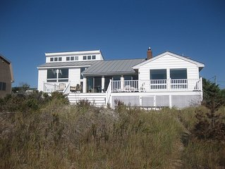 Oceanfront House - Sweeping Views and Lots of Space