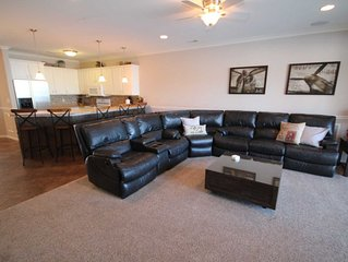 Luxury furnishings, upgrades! No steps! Boat slip.