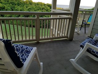 Mystic Wind: 3 BR / 2 BA condo in Caswell Beach, Sleeps 6