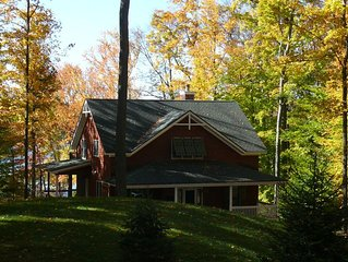 Sweet Maple Haven at Lake Henry (Lakefront)