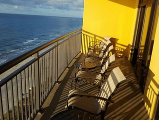Anderson Ocean Club 3 Bedroom Plus Oceanfront Unit!