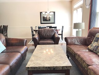 Luxury retreat, very close to busy district in Lawrenceville
