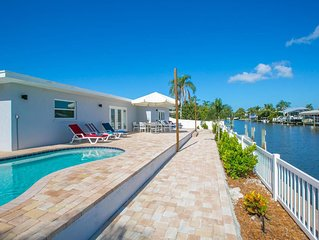 10316 Spoonbill- Casa in the Cay- Private canal home 4 Bedroom/ 3 Bath with priv
