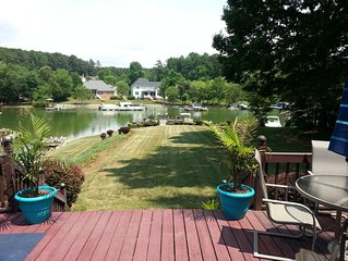 A Great Getaway centrally located to all activities! All pics are now current.