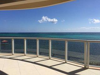 Luxurious Ocean Front Paradise 3-4 BR/3-4 BA