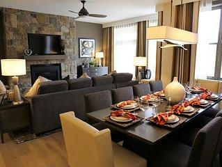 HUGE PRICE DROP! $950/nt - Northstar Lodge - 2 Bd + Den Luxury Villa / Ski On/OF