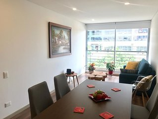 Luxury brand new apartment in desirable location