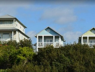 Beautiful Gulf View 3 bedroom Cottage near Camp Creek!