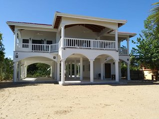 Beachfront Two Bedroom, Two Bathroom Villa